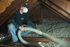Cellulose Insulation Installation In Delmarva